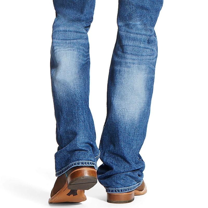 M4 Low Rise Stretch Cole Boot Cut Jean