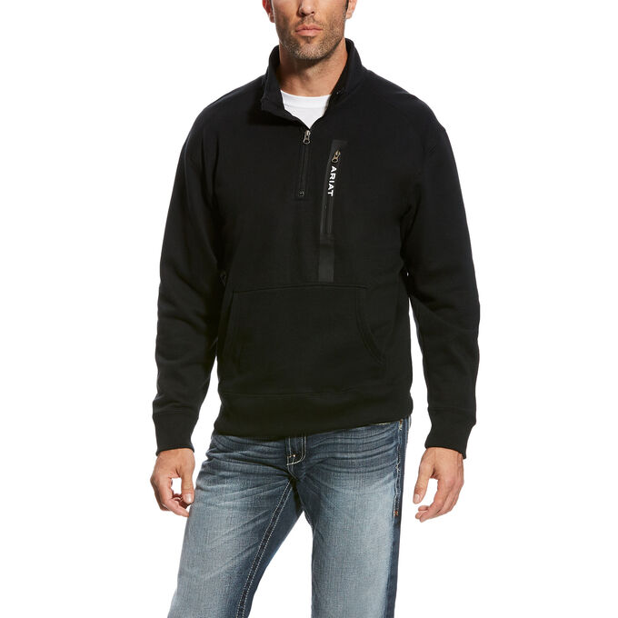 Lockwood Fleece 1/4 Zip Sweatshirt