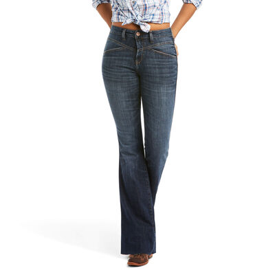 R.E.A.L. High Rise Brynlee Flare Jean