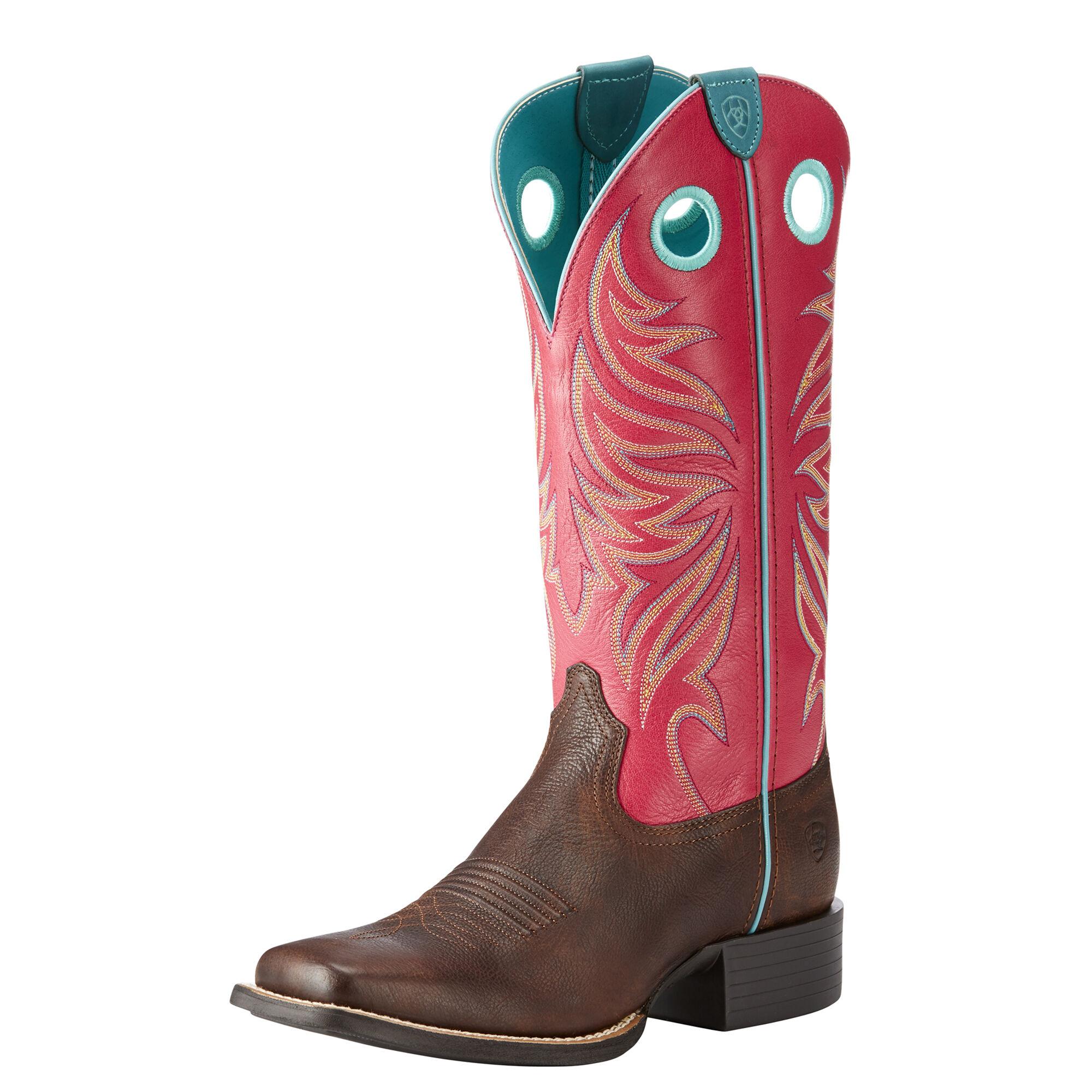 Chaussures FemmeAriat Western Western Chaussures Chaussures Western FemmeAriat CoWxQderB