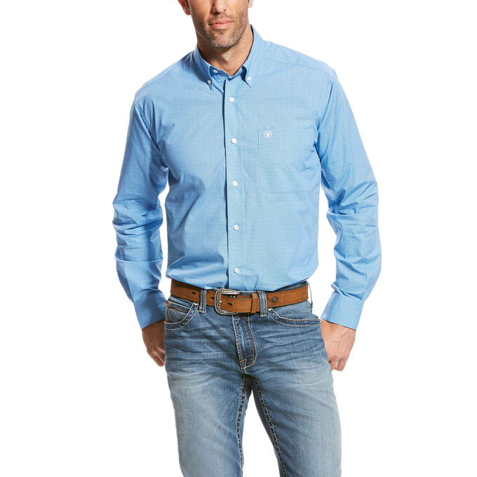 Samuel Fitted Shirt