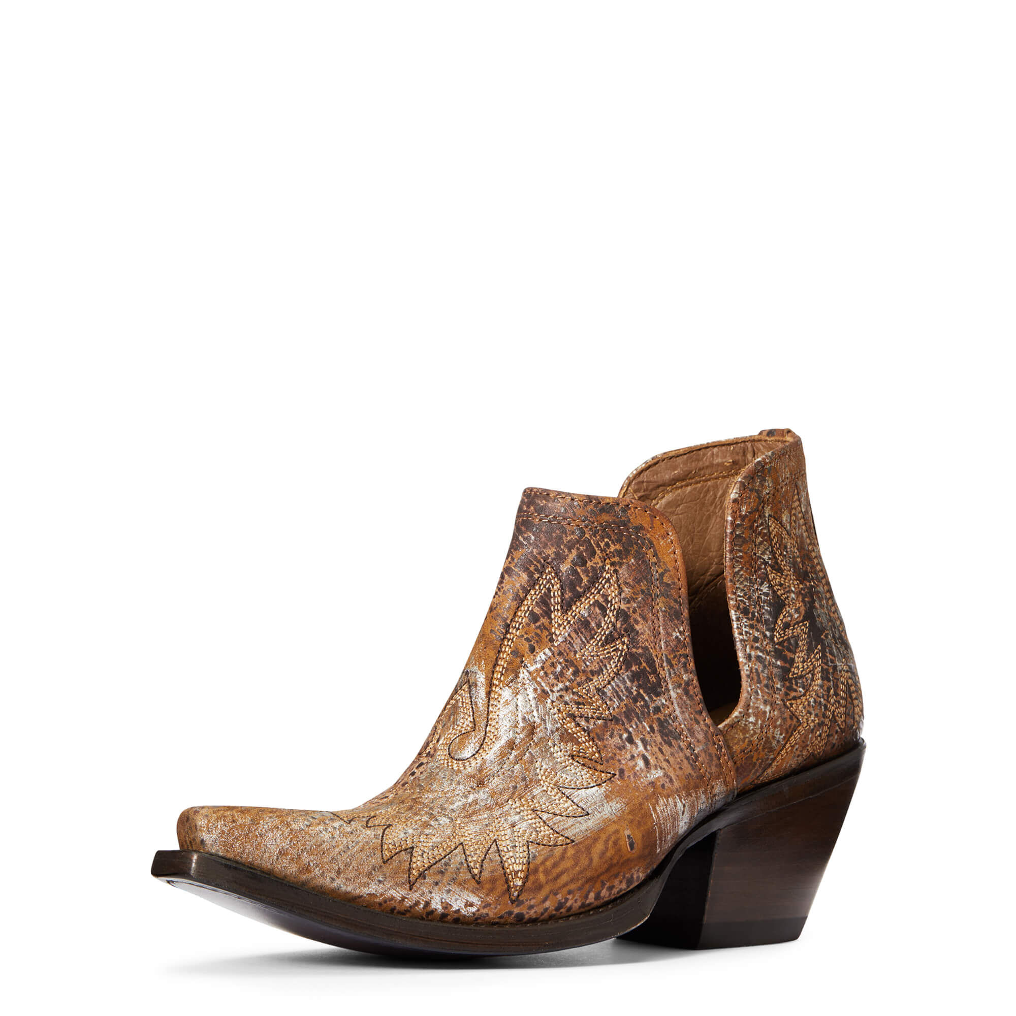 Short Cowgirl Boots   Ariat