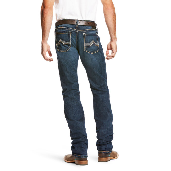 M7 Rocker Rebound Stretch Boot Cut Jean