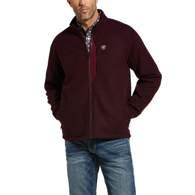 Bowdrie Bonded Full Zip Jacket