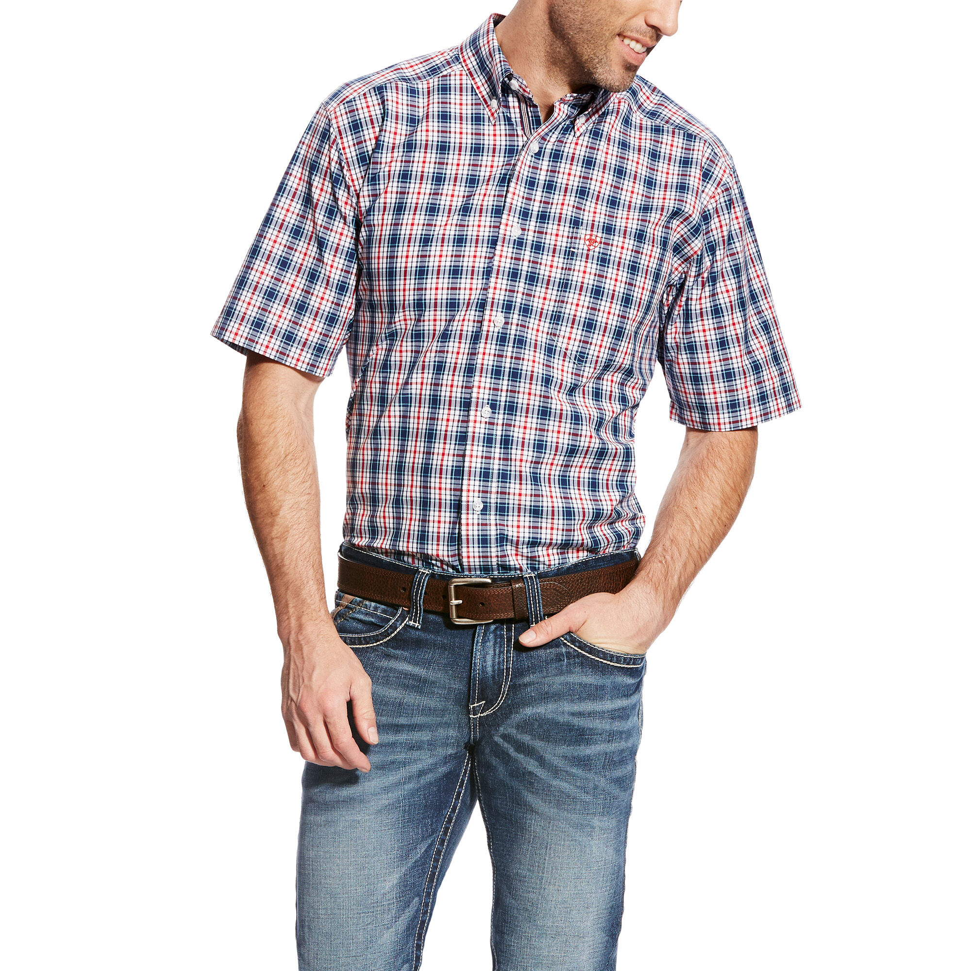 Pro Series Gerald Fitted Shirt