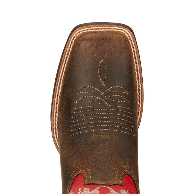 Round Up Ryder Western Boot