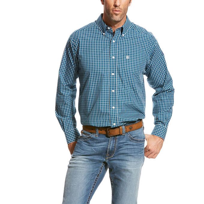 Wrinkle Free Underwood Shirt