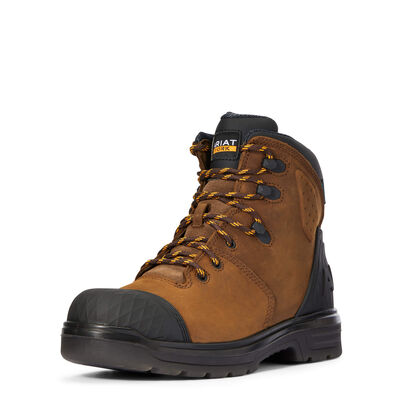 "Turbo Outlaw 6"" Waterproof Work Boot"