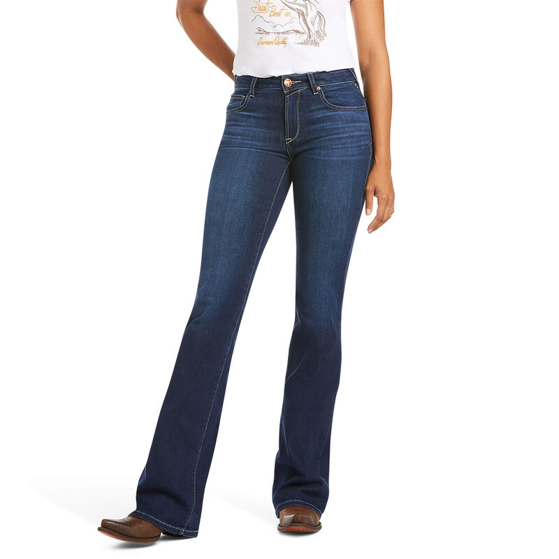 Ultra Stretch Perfect Rise Katie Flare Jean