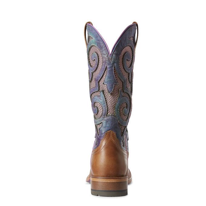 Baja VentTEK Western Boot