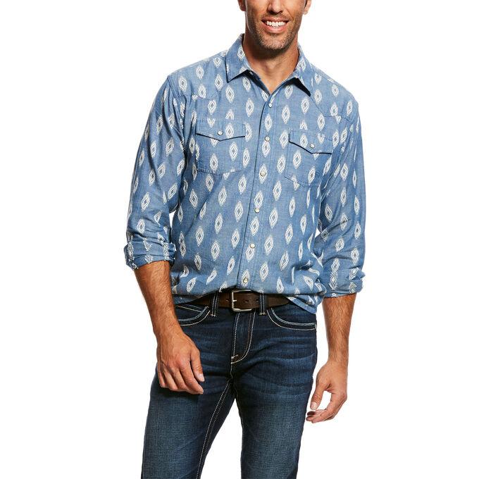 Jared Retro Snap Shirt