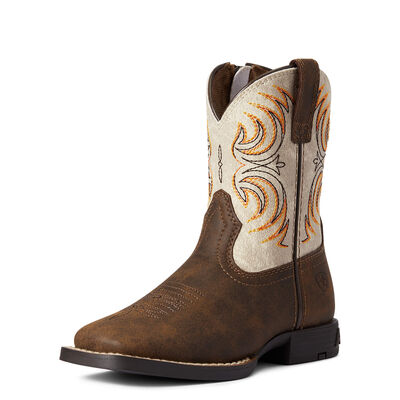 Child Storm Western Boot