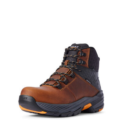 "Stryker 360 6"" Waterproof Carbon Toe Work Boot"