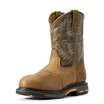 WorkHog Waterproof Composite Toe Work Boot