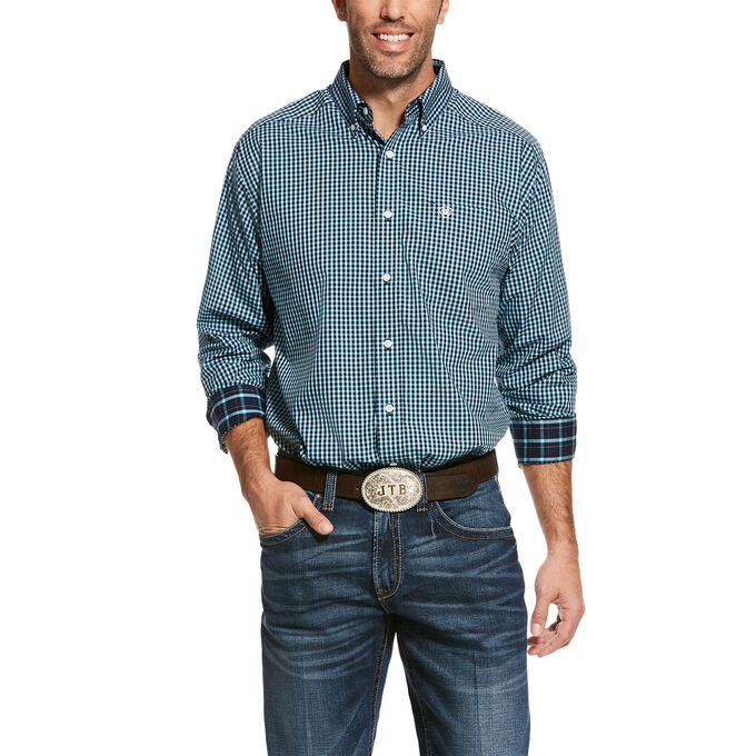 Wrinkle Free Wageford Classic Fit Shirt