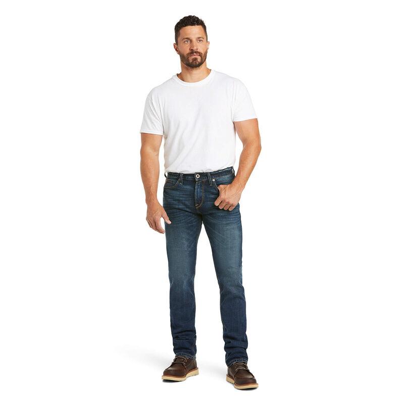 M8 Modern Stretch Rial Straight Jean