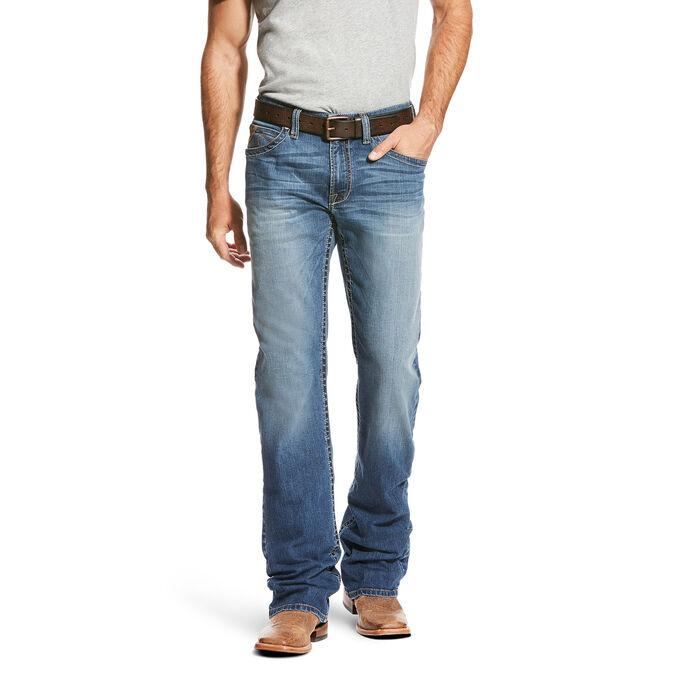M5 Slim Lodi TekStretch Boot Cut Jean