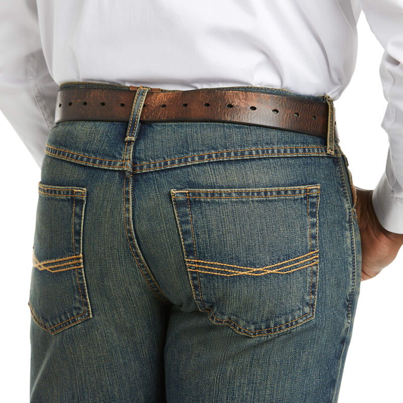 M5 Slim Legacy Stackable Straight Leg Jean