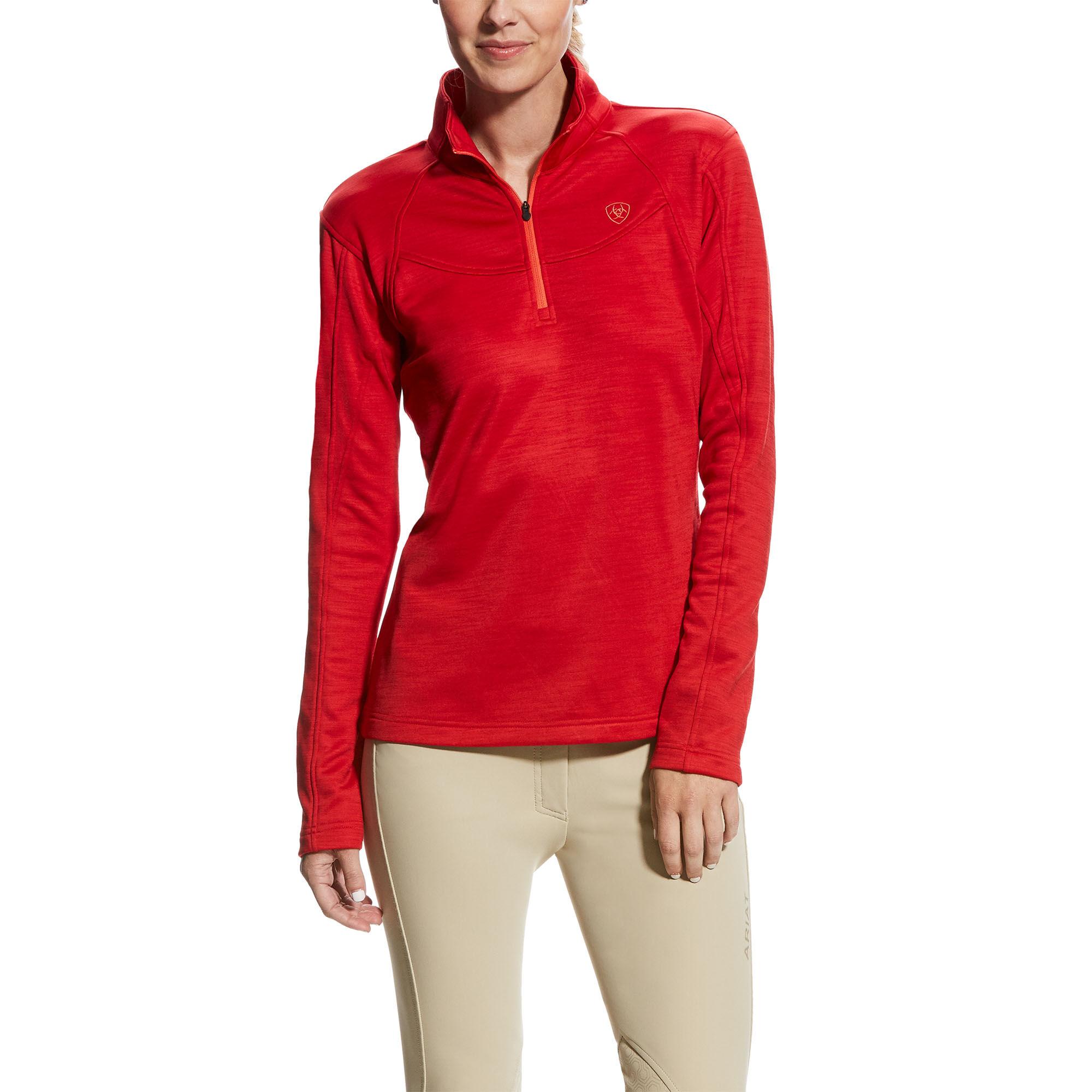 Conquest 1/2 Zip Sweatshirt