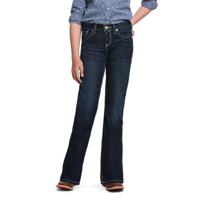 R.E.A.L. Stretch Ella Boot Cut Jean