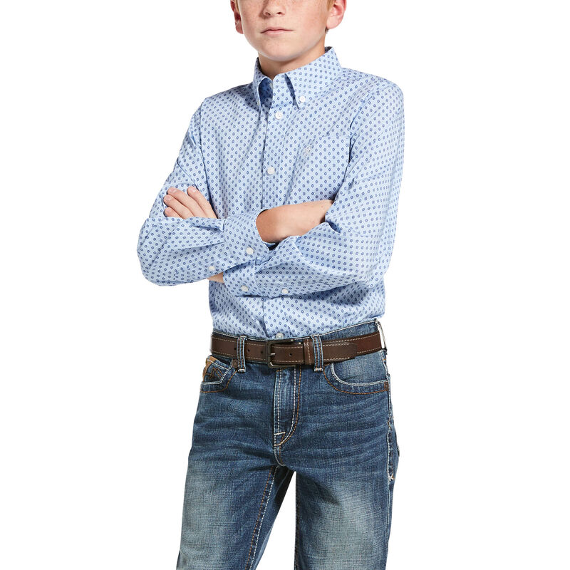 Jeanwood Stretch Classic Fit Shirt