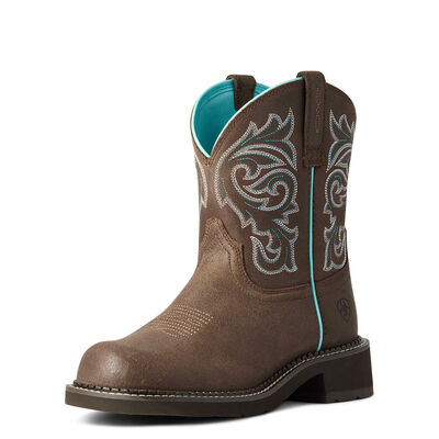 Fatbaby Heritage Mazy Western Boot