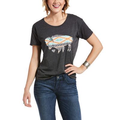 Old West Bison T-Shirt