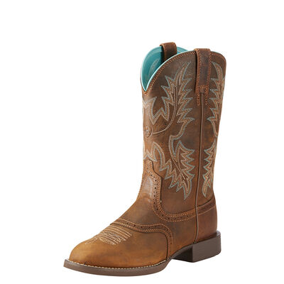 Heritage Stockman Western Boot