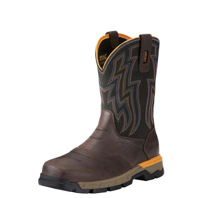 Rebar Flex Western Work Boot
