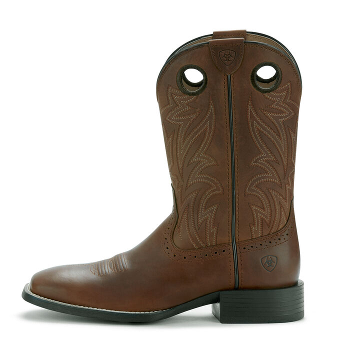 Sport Sidebet Western Boot