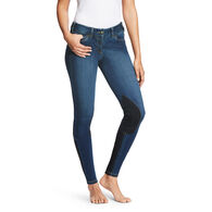 Denim Knee Patch Breech
