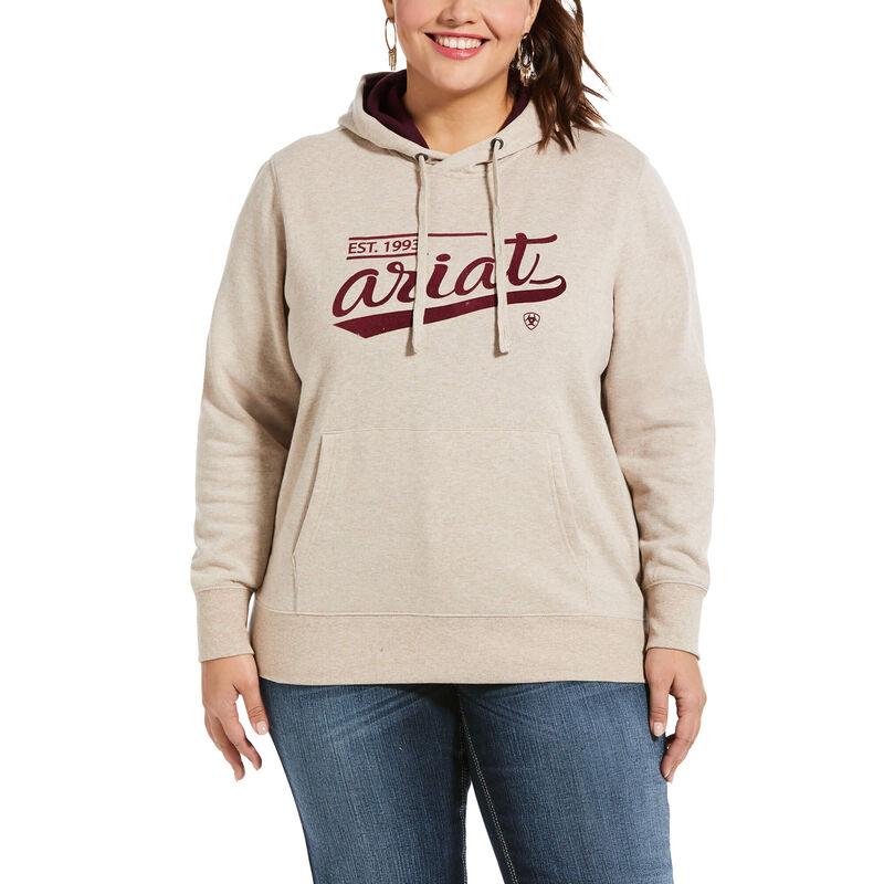 REAL Varsity Logo Sweatshirt