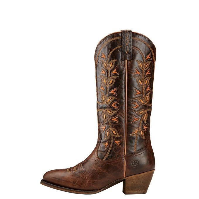 Desert Holly Western Boot