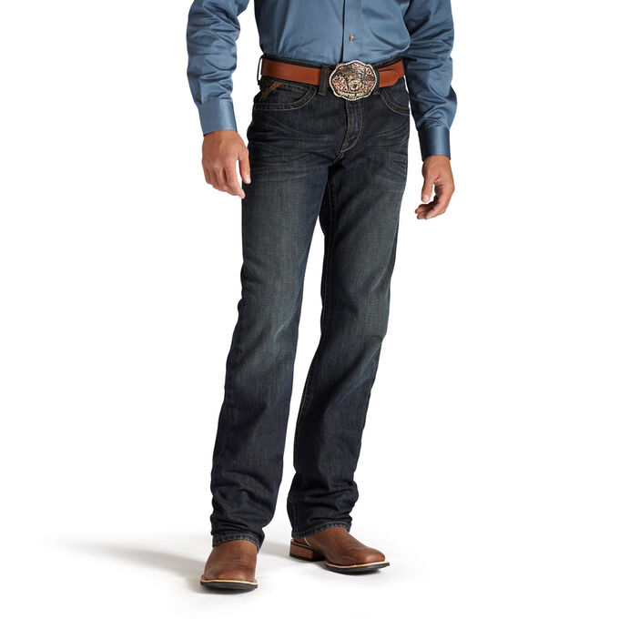 M2 Relaxed Legacy Boot Cut Jean