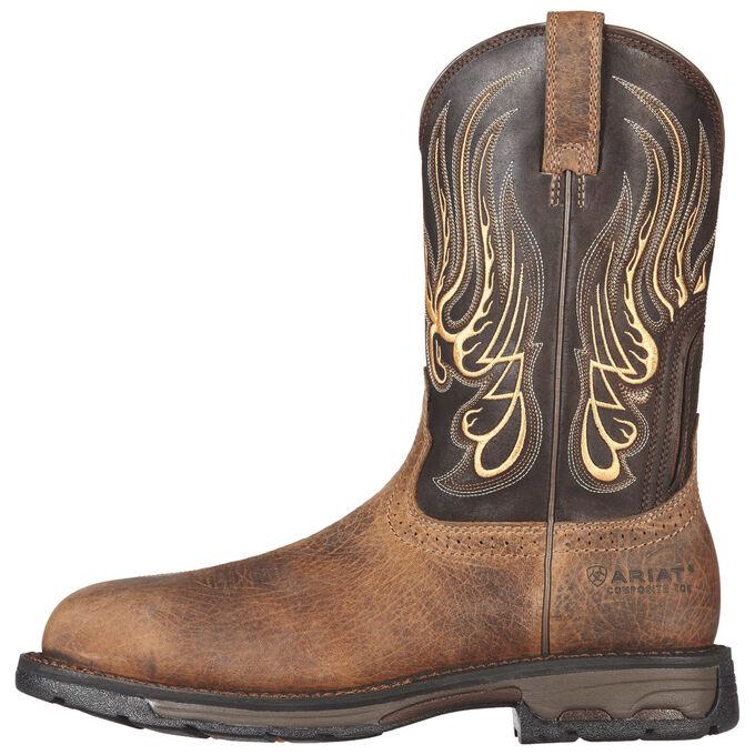 WorkHog Mesteno Composite Toe Work Boot