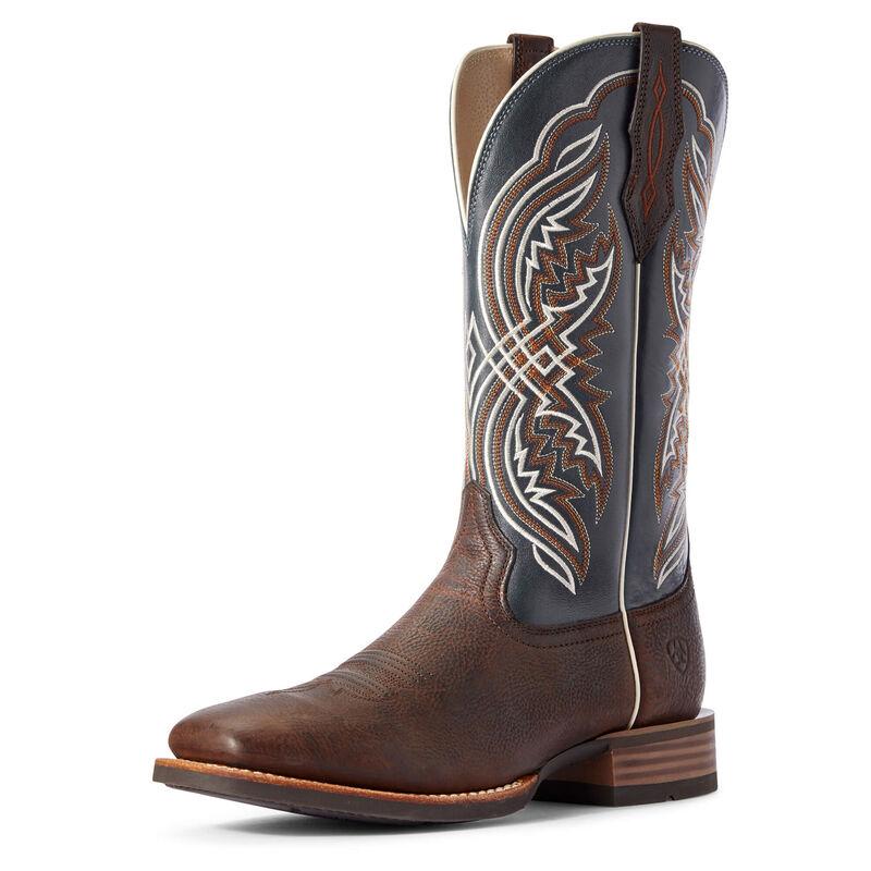 Double Kicker Western Boot