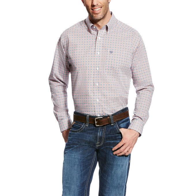 Wrinkle Free Kennedy Shirt