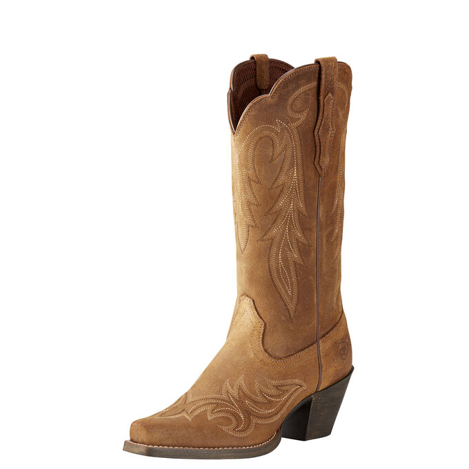 Round Up Renegade Western Boot