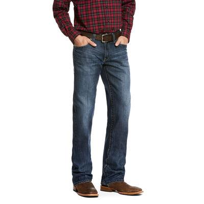 M4 Low Rise Swift Boot Cut Jean