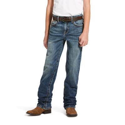 B5 Slim Stretch Maximus Stackable Straight Leg Jean