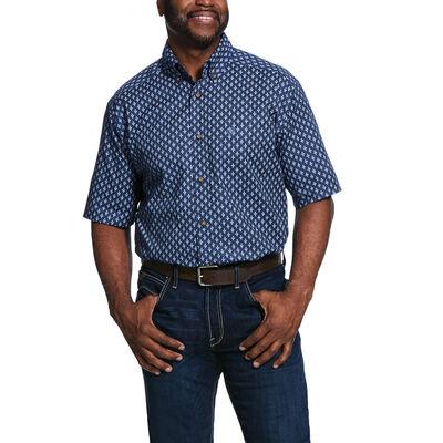 Trussville Print Str Classic Fit Shirt