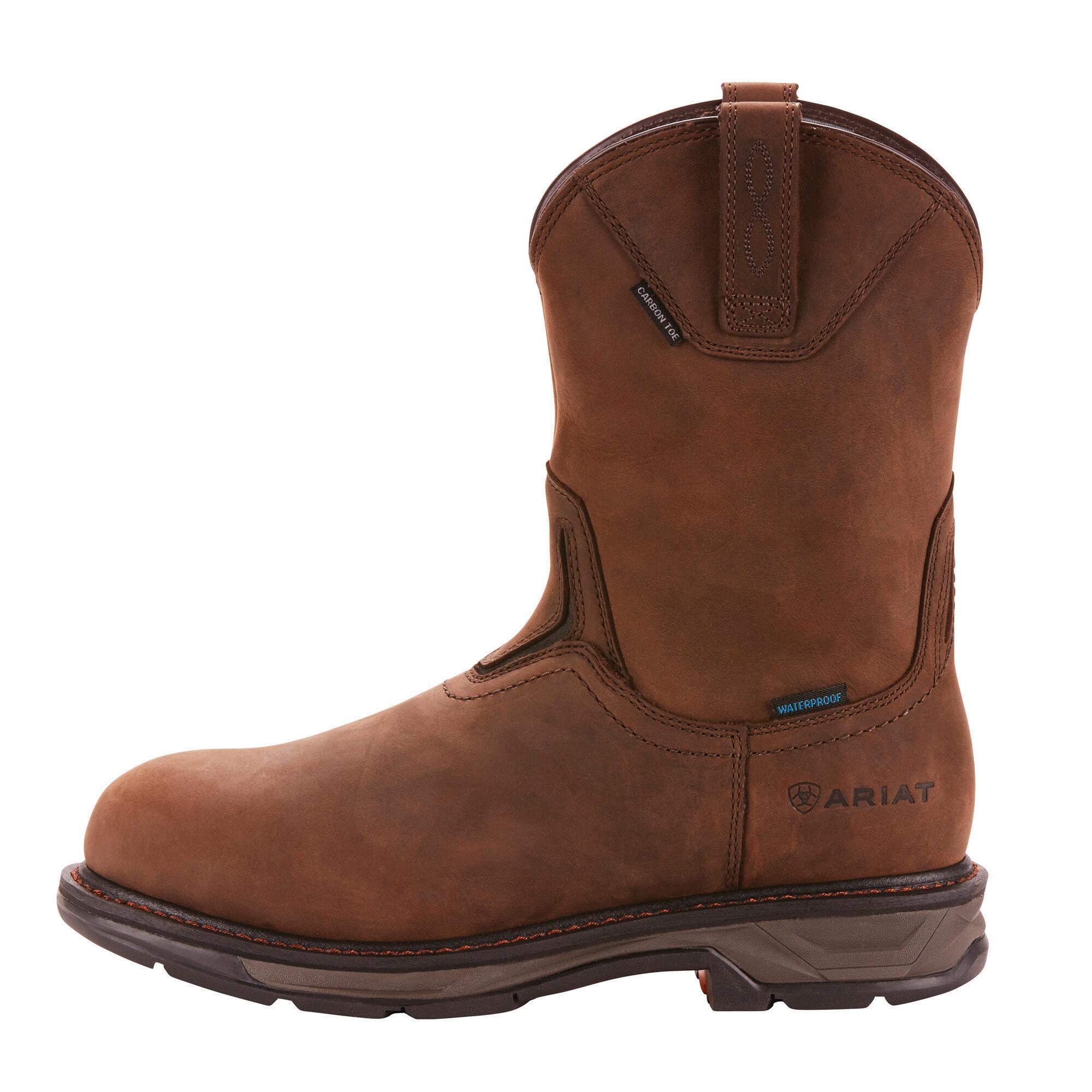 6415cd2ed98 WorkHog XT Wellington Waterproof Carbon Toe Work Boot