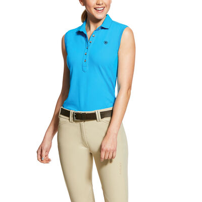 Prix 2.0 Sleeveless Polo