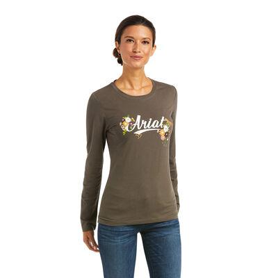 Flora Fauna Logo T-Shirt
