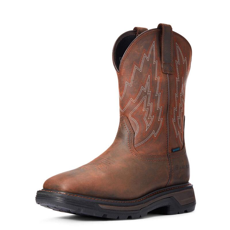 Big Rig Waterproof Work Boot