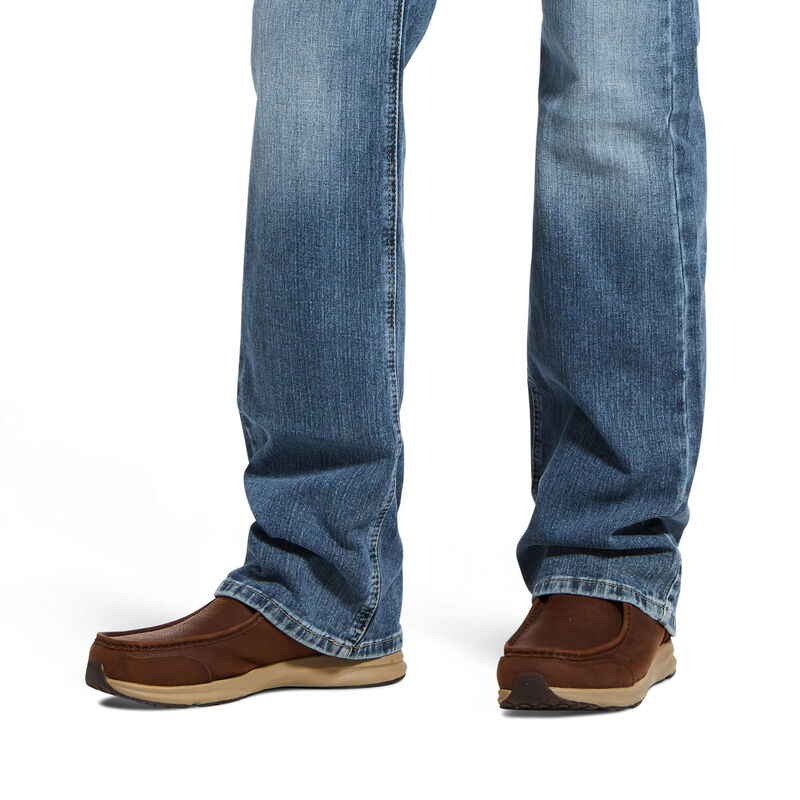 M7 Rocker Stretch Legacy Boot Cut Jean