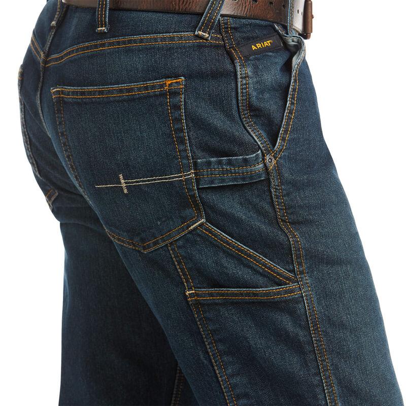 Rebar M4 Low Rise DuraStretch Workhorse Boot Cut Jean