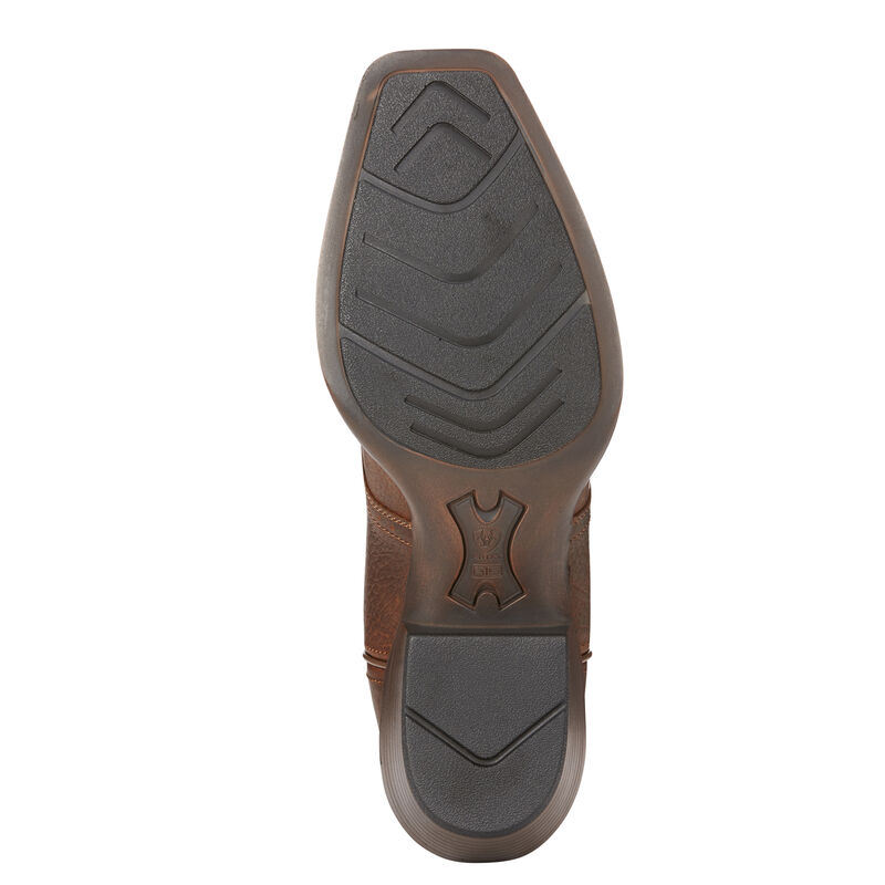 VentTEK Ultra Narrow Square Toe Western Boot