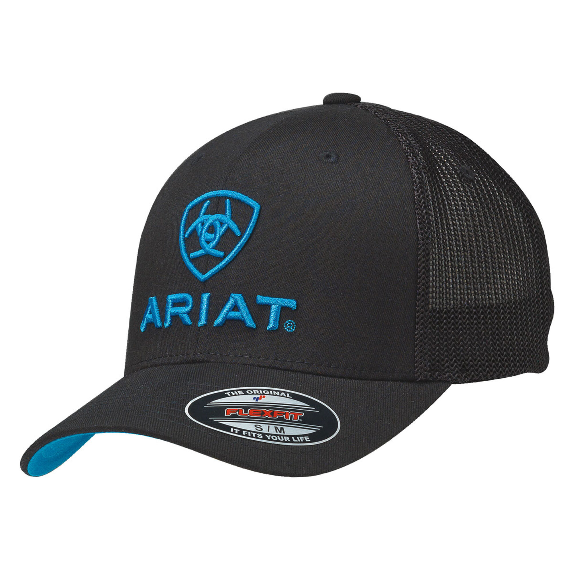 Mesh Back Flexfit Cap