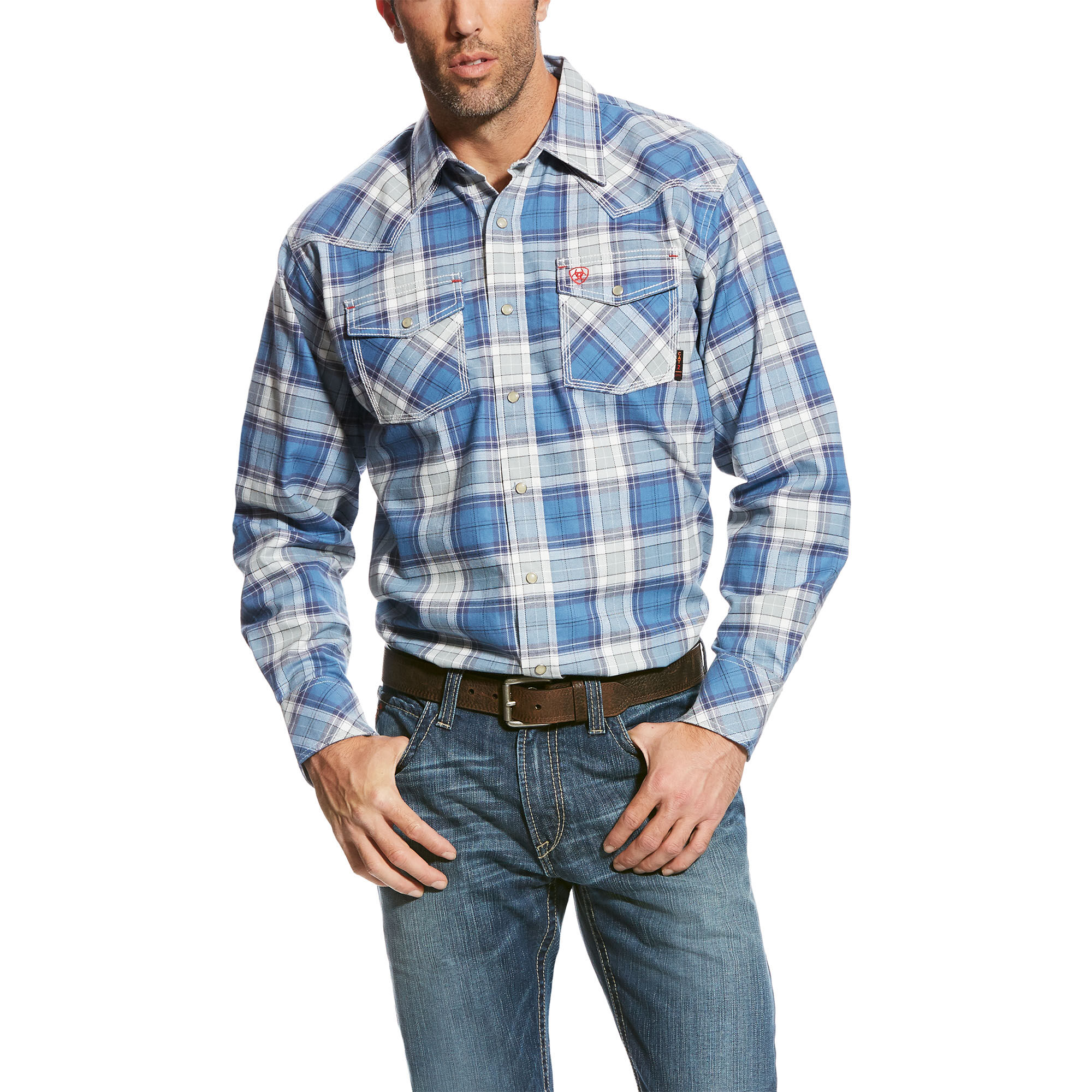 FR Permian Retro Fit Work Shirt